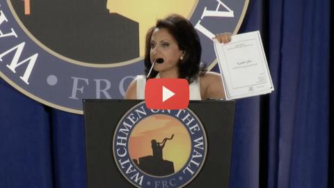 Brigitte Gabriel reveals the Muslim plan for the destruction of America
