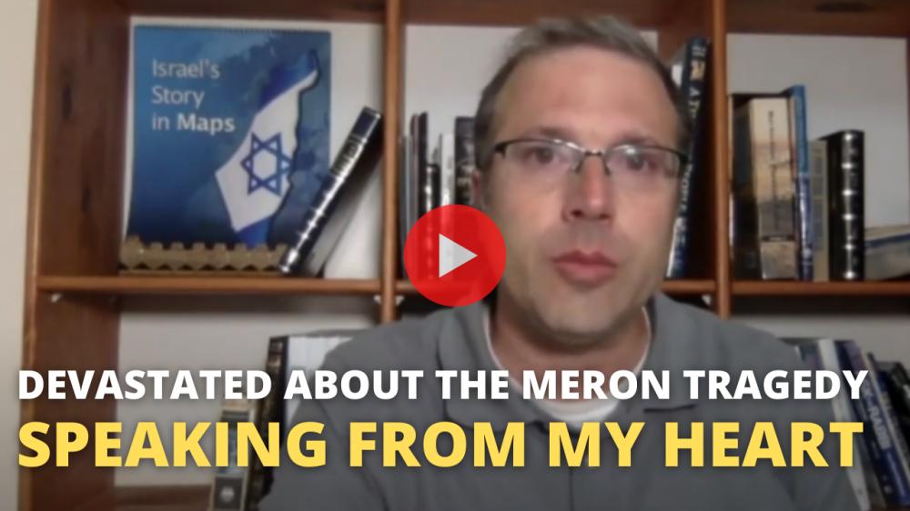 Meron - Devastated